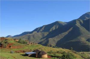 Lesotho landscape 1